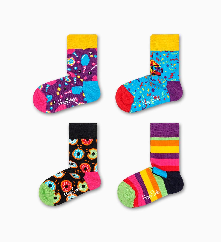 Geschenkbox mit Socken für Kinder   Babys: Karussell | Happy Socks