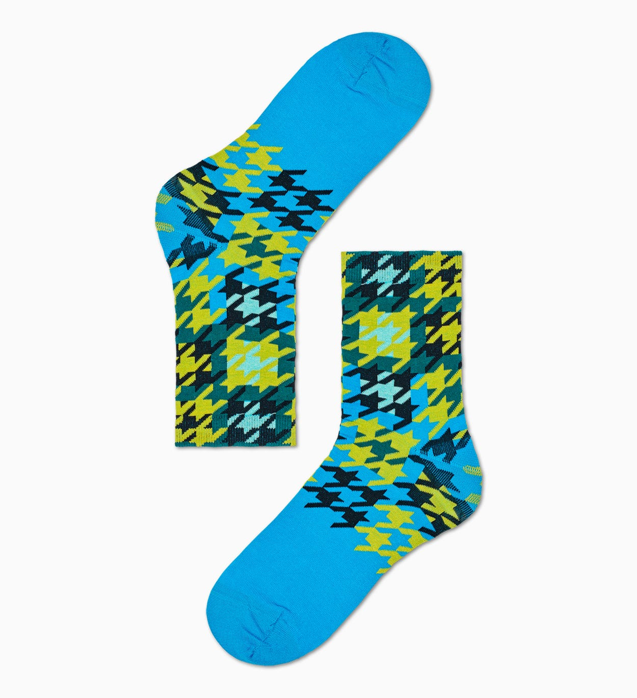 Blaue niedrige Socken: Marcia   Hysteria by Happy Socks