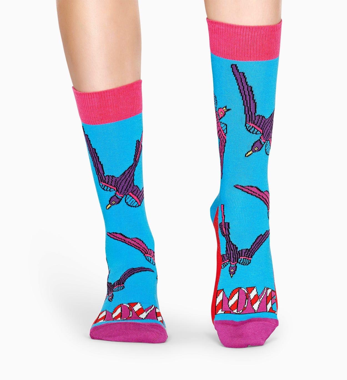 Exclusive The Beatles socks: Love   Happy Socks