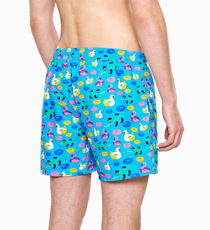 Herren Badeshorts: Pool PartyMuster | Happy Socks