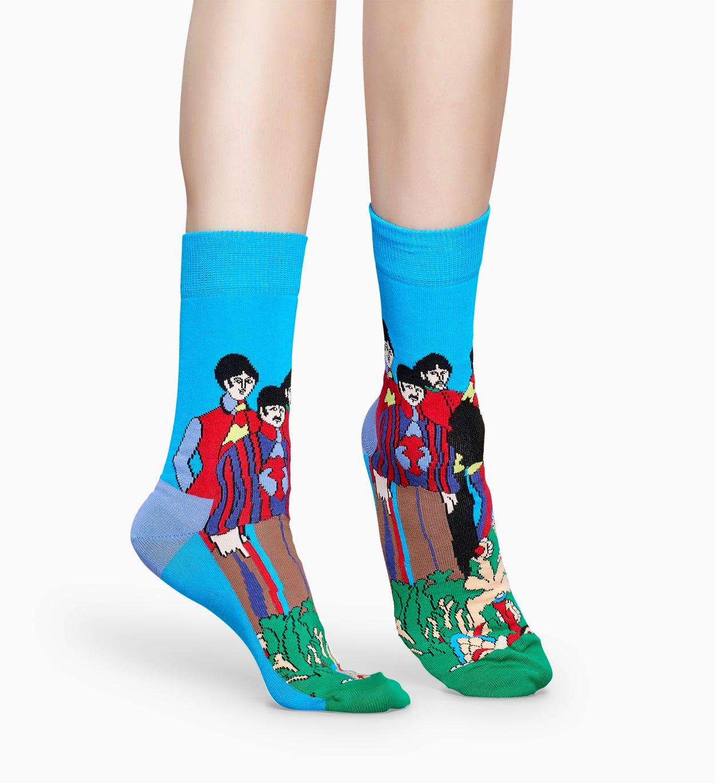 The Beatles Socken: Pepperland Design  Happy Socks