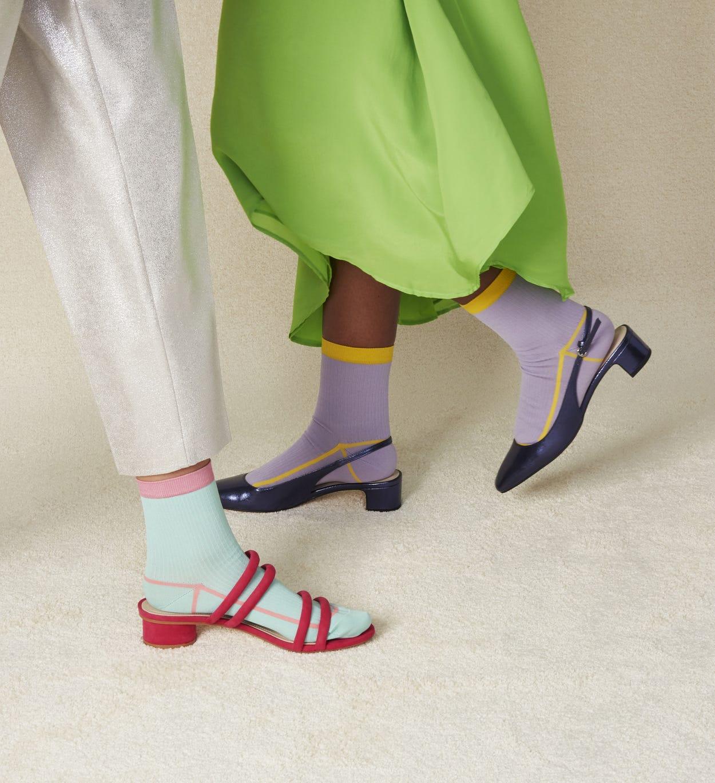 Lilane niedrige Socken: Lily   Hysteria by Happy Socks