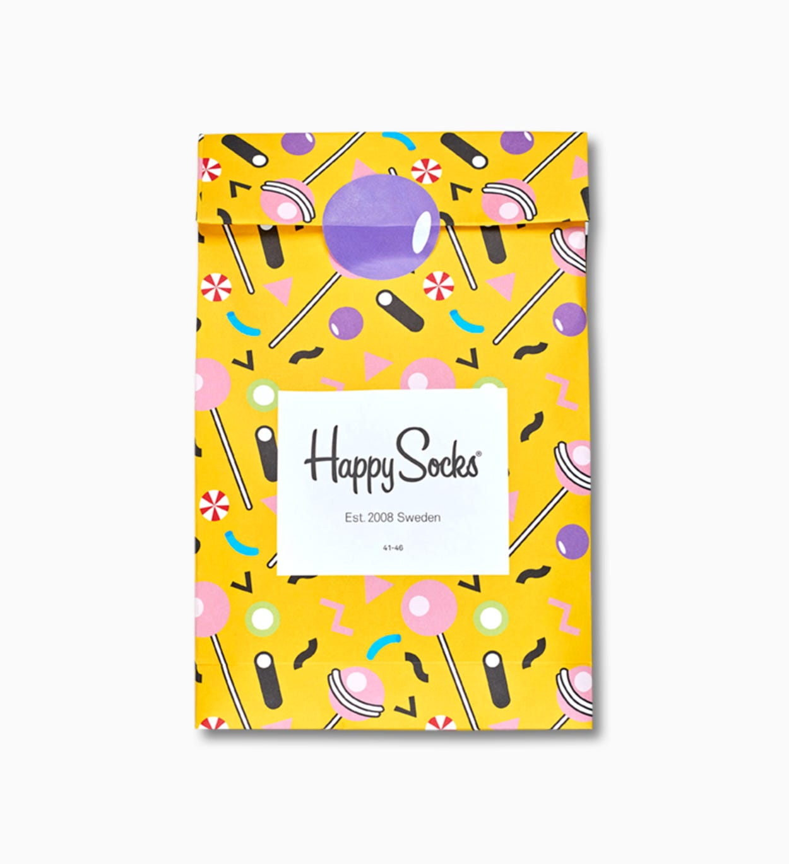 Web exclusive: Candy Socks Gift Bag   Happy Socks
