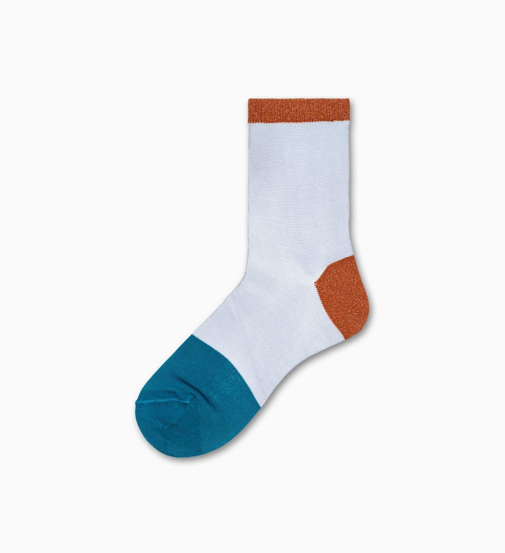 Blaue Ankle Socken: Liza - Hysteria   Happy Socks