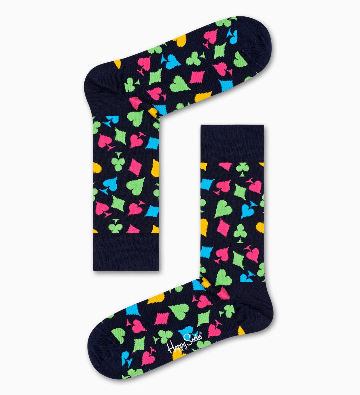 Game Night Geschenkbox mit Socken | Happy Socks