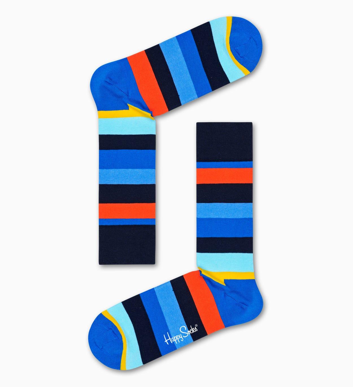 Confezione regalo Navy , Blu | Happy Socks