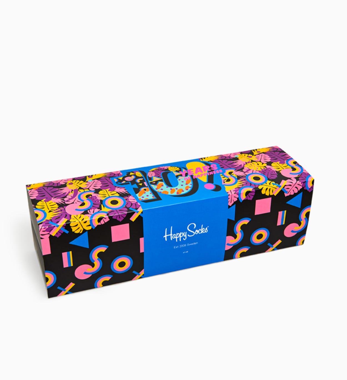 Happy Socks Geschenkbox zum 10-jährigen Jubiläum