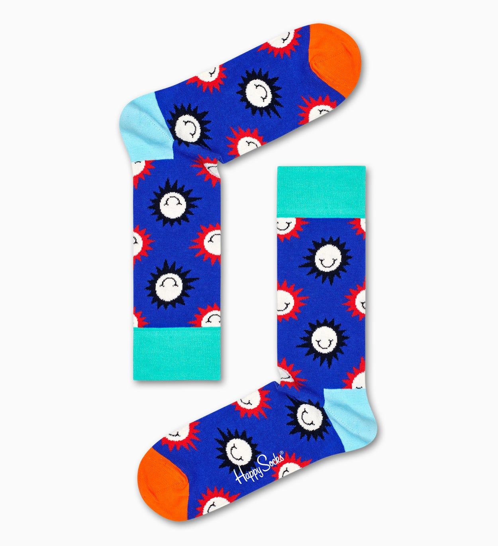 7-Tage Geschenkbox, Blau | Happy Socks