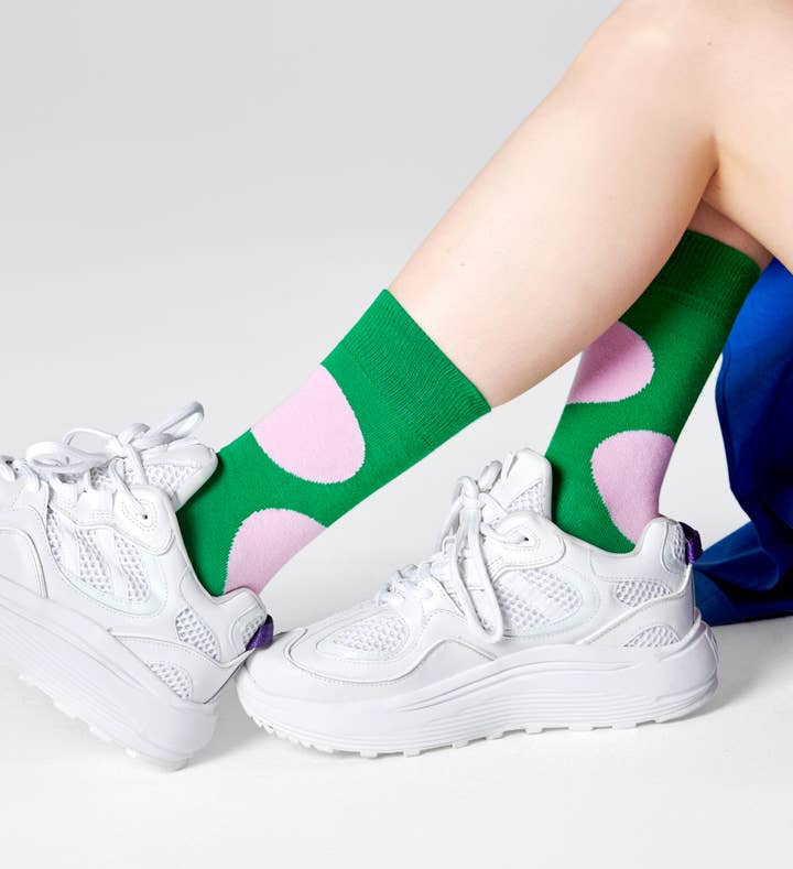 Jumbo Dot Sock 5 thumbnail