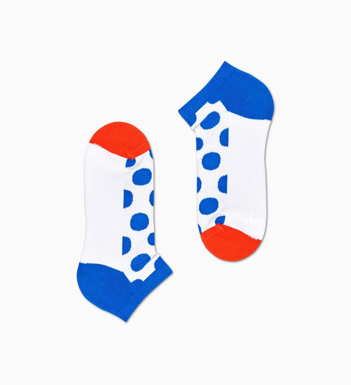 Big Dot Sneakersocken, Weiß - ATHLETIC | Happy Socks