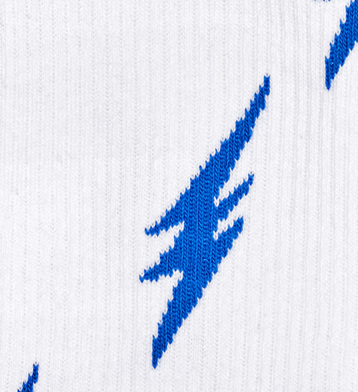 Flash Socken, Weiß - ATHLETIC | Happy Socks