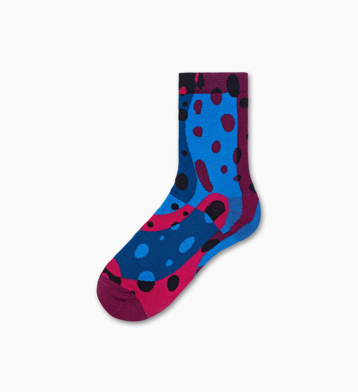 Blaue Ankle Socken: Patty - Hysteria | Happy Socks