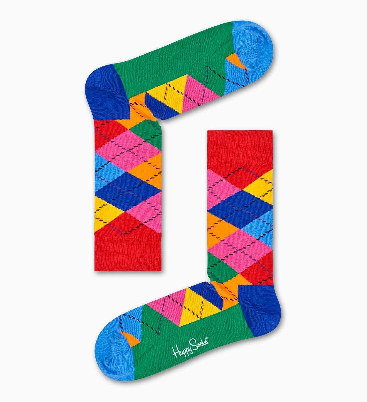 Christmas Cracker Big Dot Geschenkbox mit Socken | Happy Socks