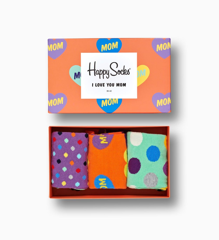 Geschenkbox zum Muttertag | Happy Socks