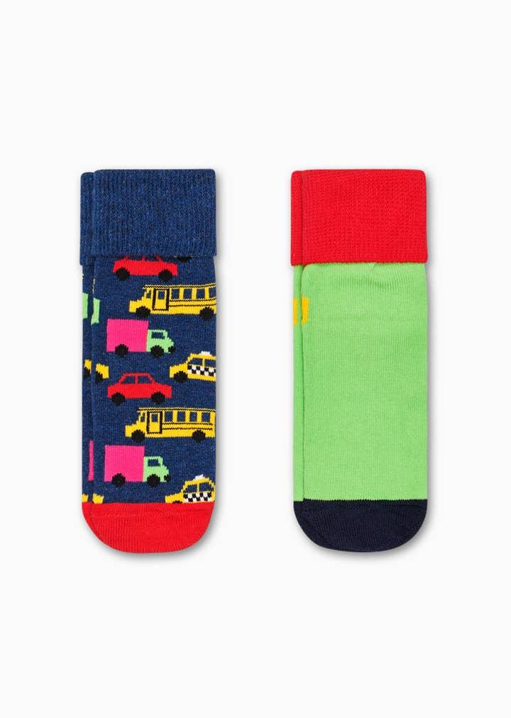 2-Pack Cars Anti-Slip Socks