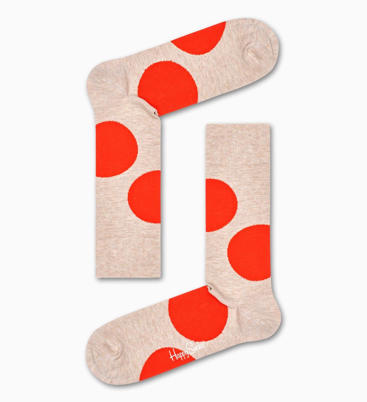 Calzini Jumbo Dot, Bianco | Happy Socks