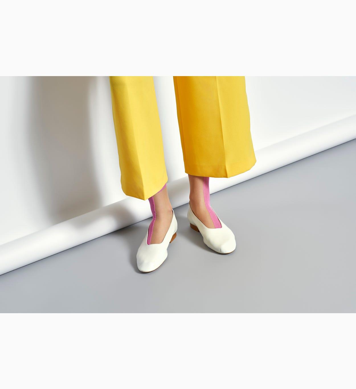 Damen Sneaker Socken: Filippa - Pink   Hysteria