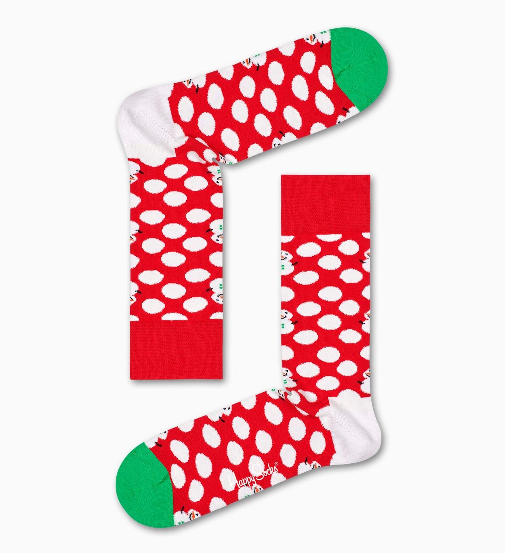 Weihnachtsgeschenkbox mit Socken | Happy Socks