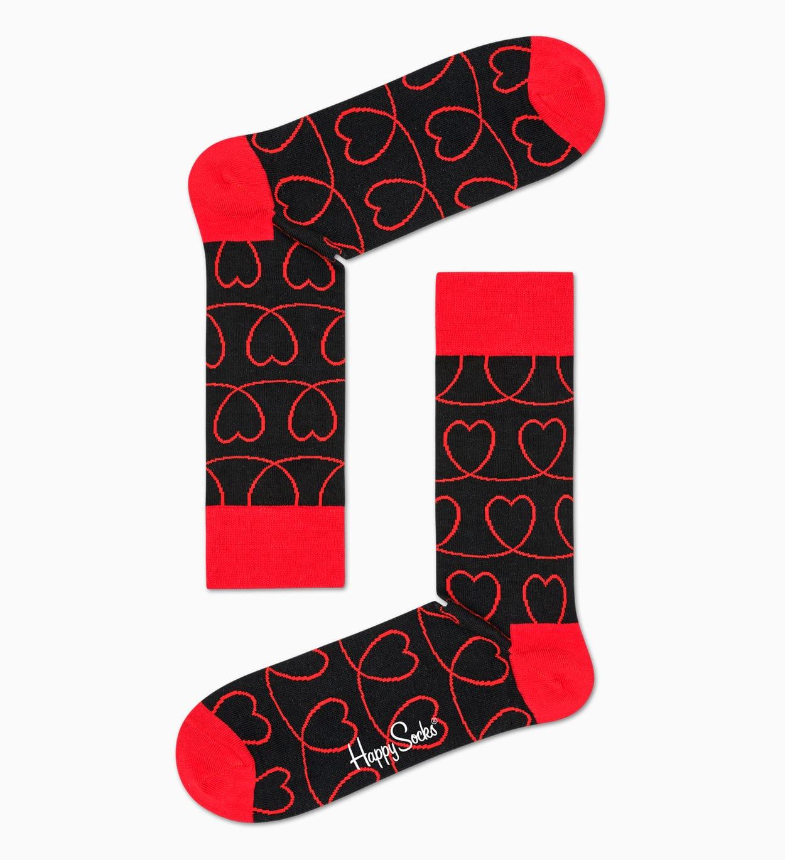 I Love You Geschenkbox | Happy Socks