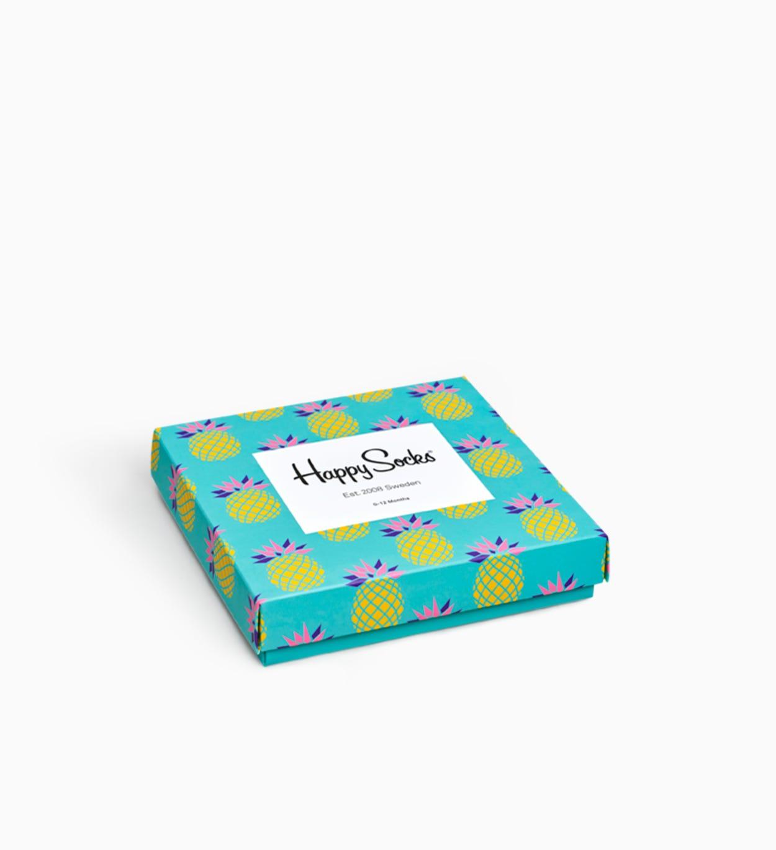 Geschenkbox mit Baby Socken 4-PACK: Fruits   Happy Socks