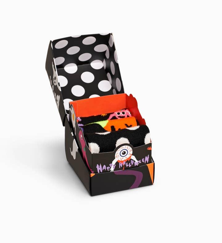 Halloween Socks Gift Set 3-Pack