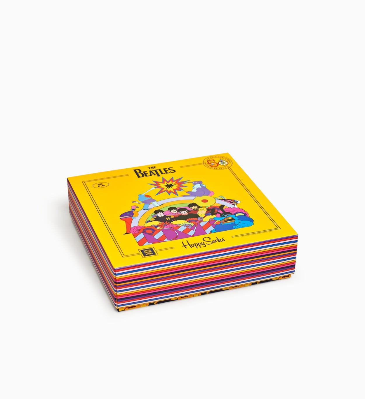 Exklusives The Beatles Socks Box Set 3 Stück I Happy Socks