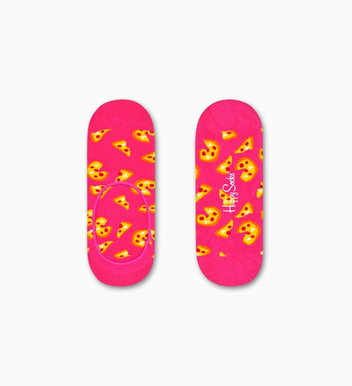 Pinke Füßlinge: Pizza | Happy Socks