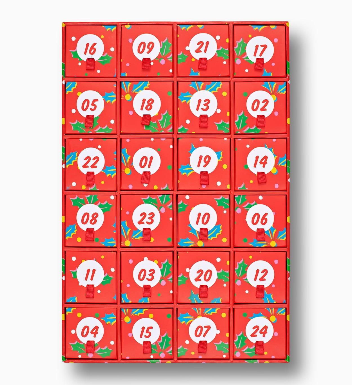Calendar Socks Gift Box   Happy Socks