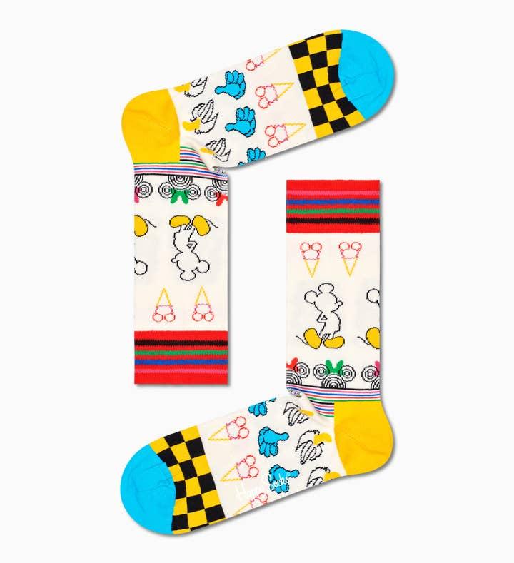 Sunny Sketch Sock