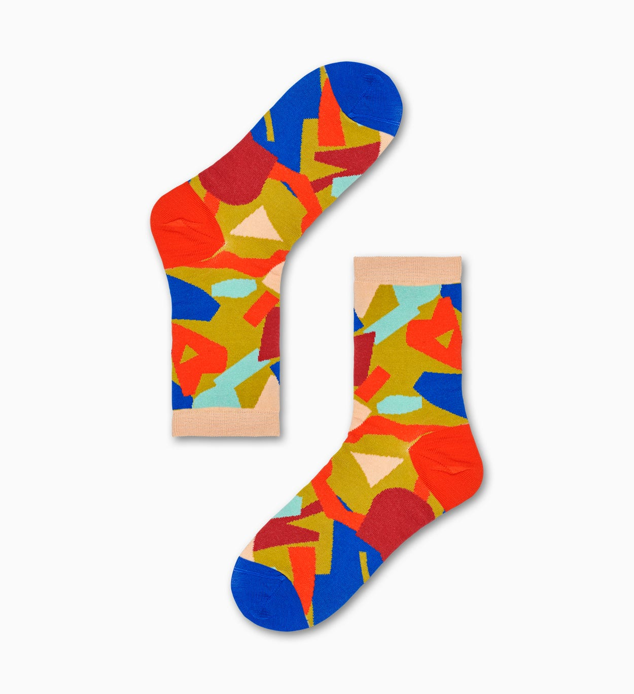 Elsa Ankle Socken, Rot - Hysteria   Happy Socks