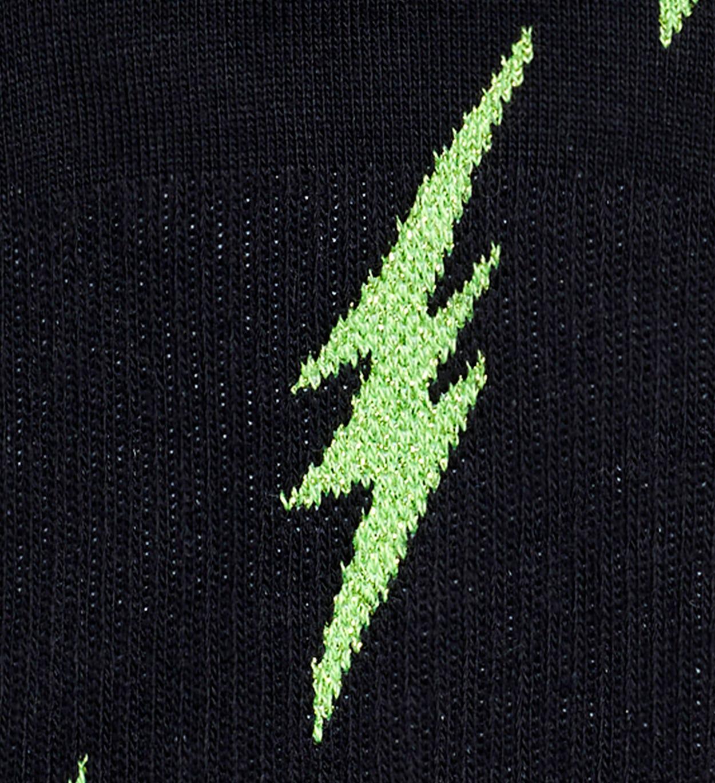 Flash Socken, Schwarz - ATHLETIC   Happy Socks