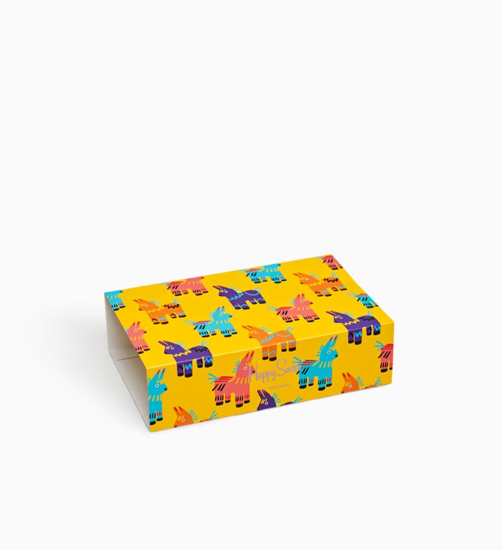 Hülle für Geschenkbox zum Geburtstag   Happy Socks