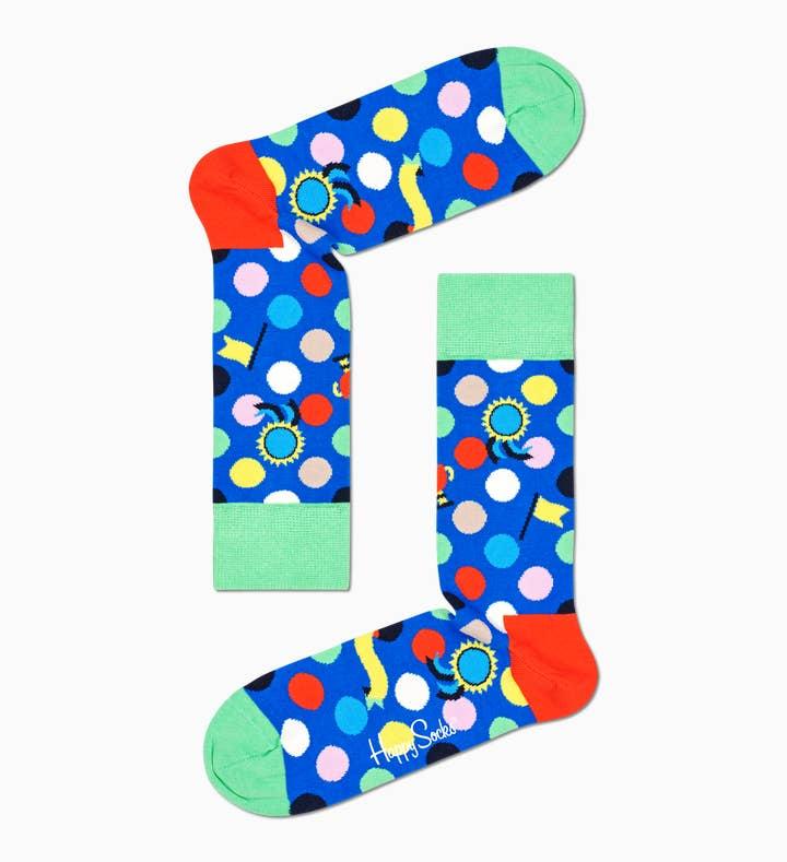 Winner Dot Sock