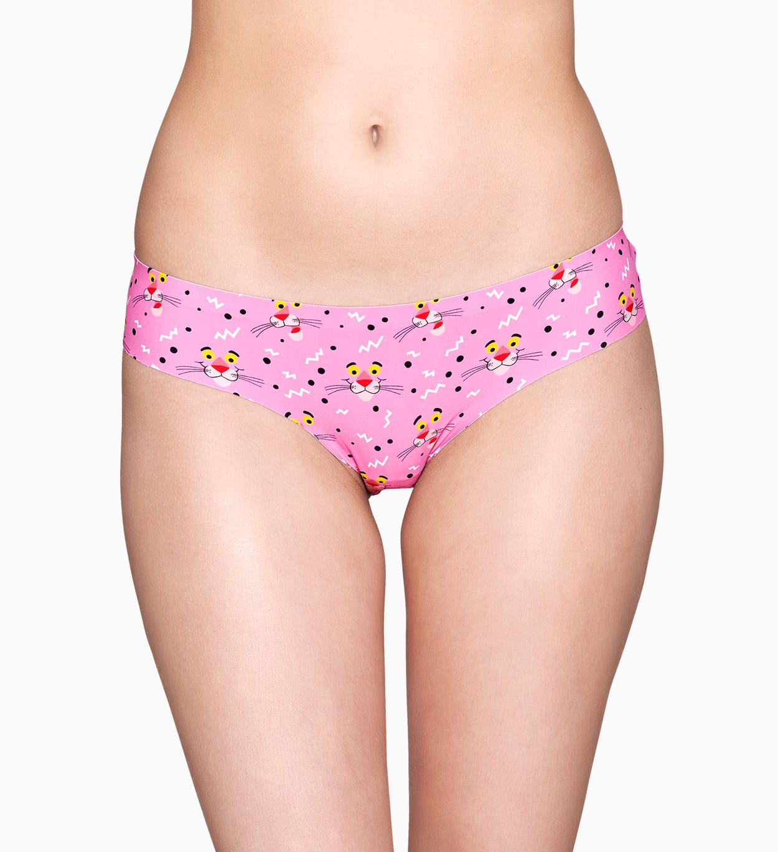 Happy Socks x Pink Panther: Damen Cheeky Geschenkbox