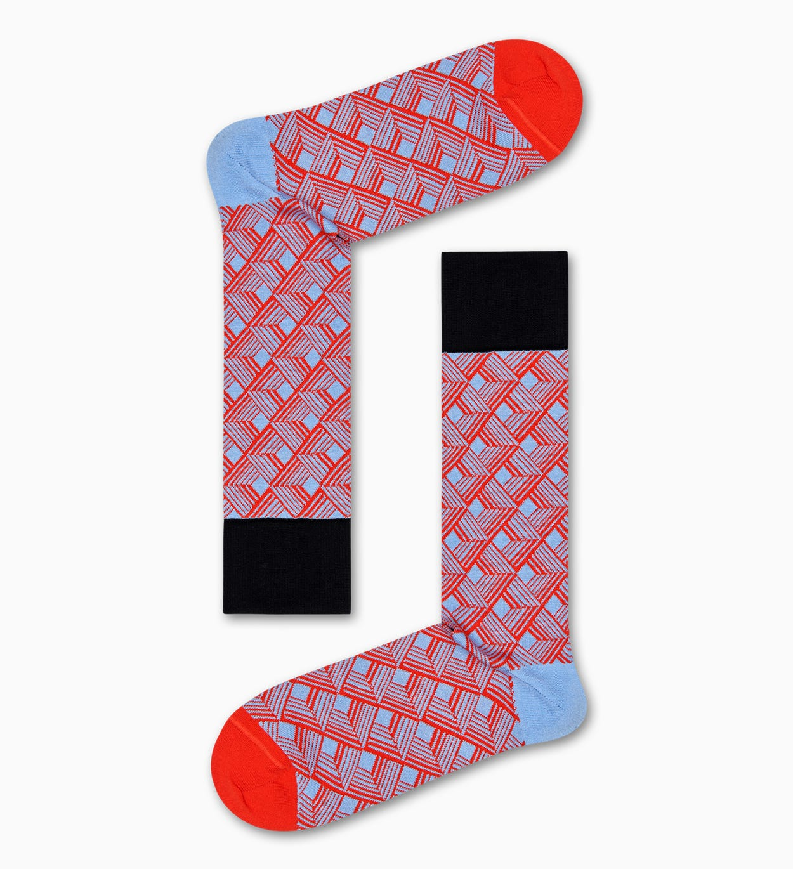 Dimension Socken, Orange - Dressed | Happy Socks