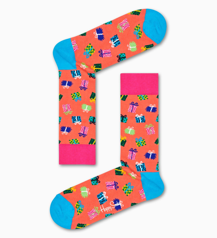 Gift Socken, Orange   Happy Socks