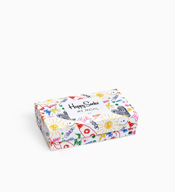 Geschenkbox mit Socken zum Muttertag 3-PACK   Happy Socks