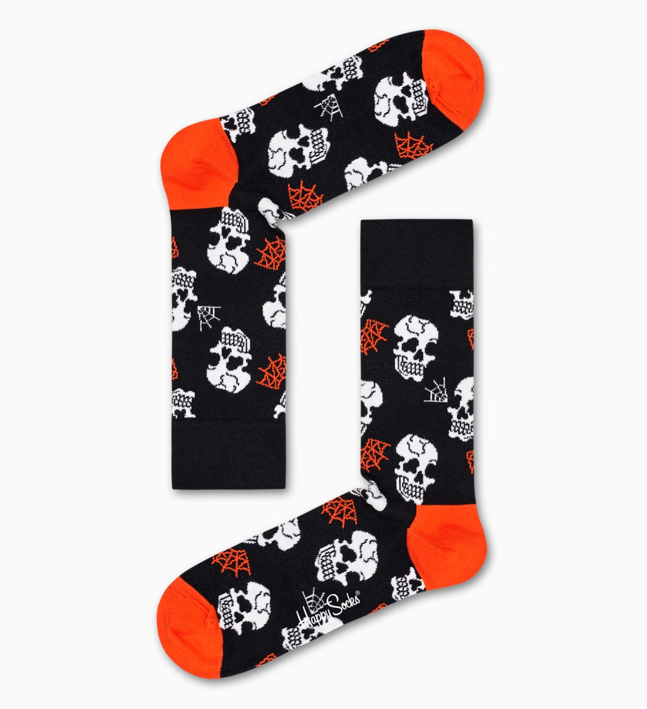 Halloween Geschenkbox mit Socken   Happy Socks