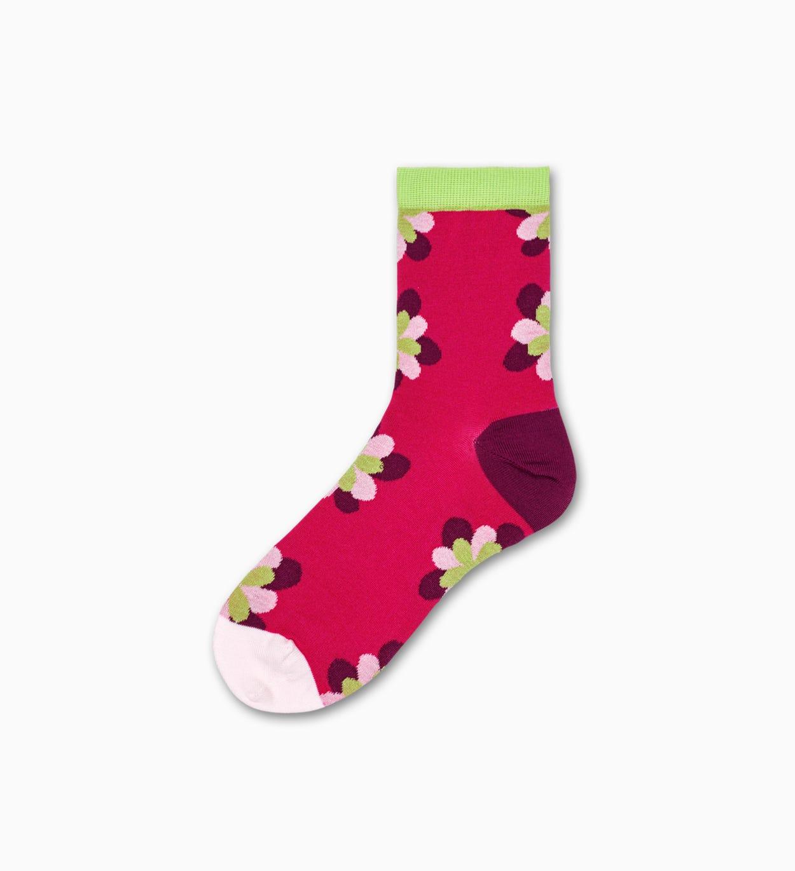 Pinke Ankle Socken: June - Hysteria | Happy Socks