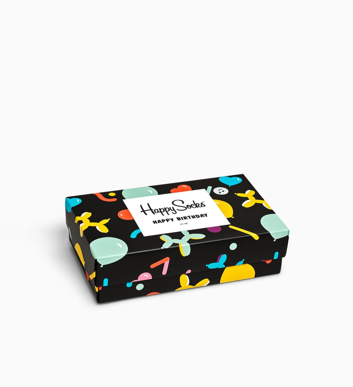 Ballon   Tier Geburtstagsgeschenkbox   Happy Socks