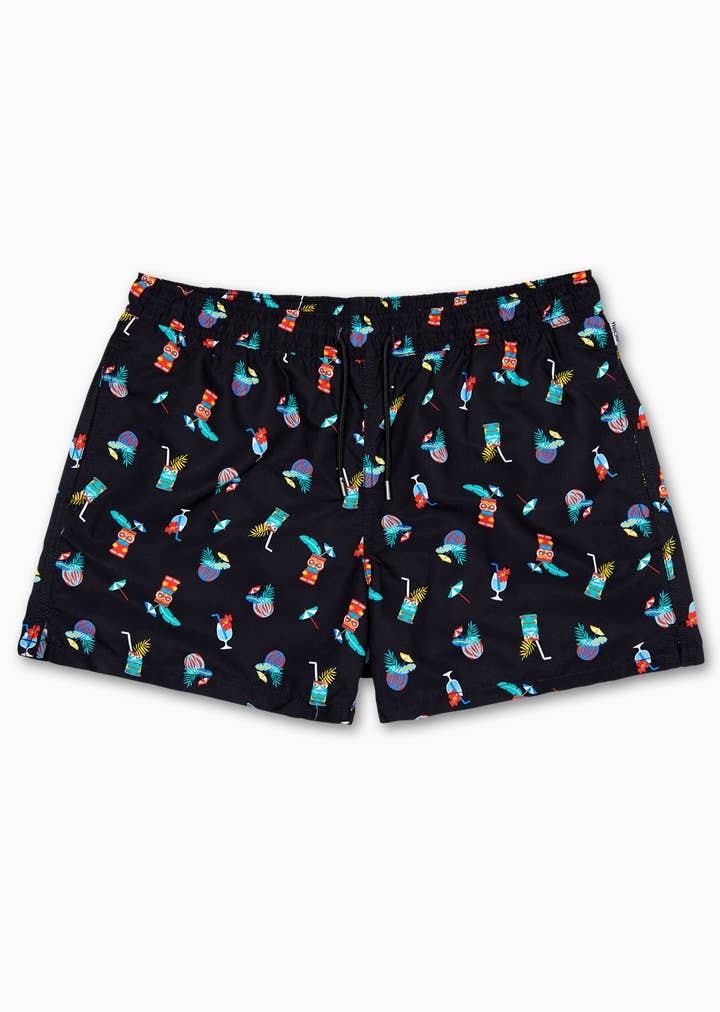 Tiki Soda Swim Shorts 2 thumbnail