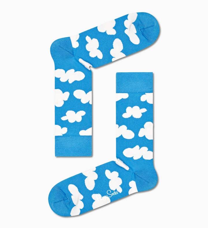 Cloudy Sock