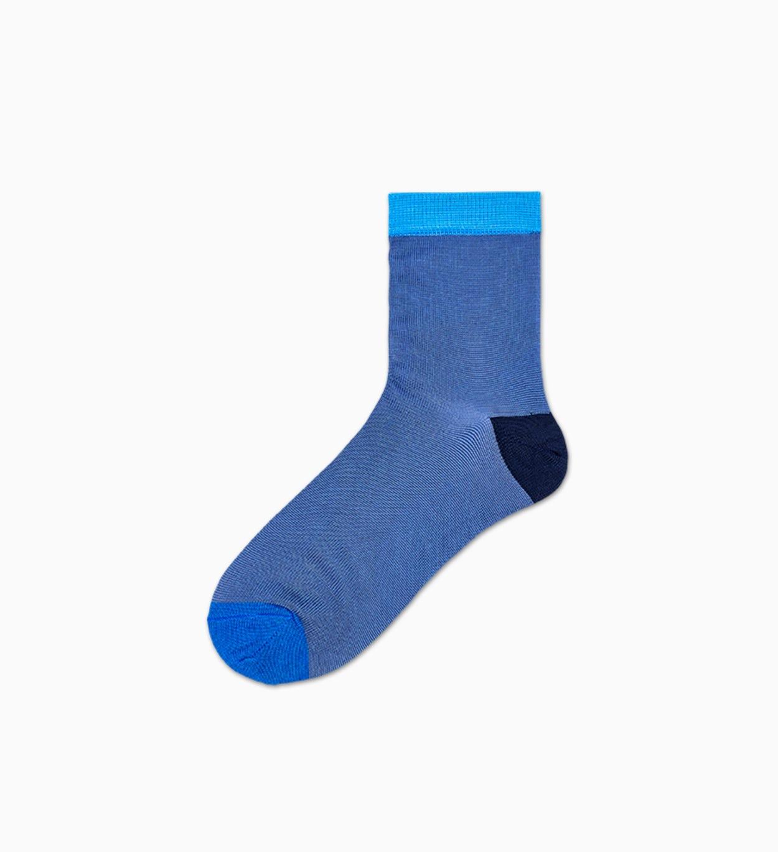 Damen Sneaker Socken: Grace - Blau | Hysteria