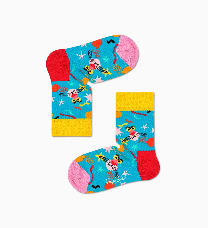 Happy Socks x Pink Panther: Kinder- und Babysocken