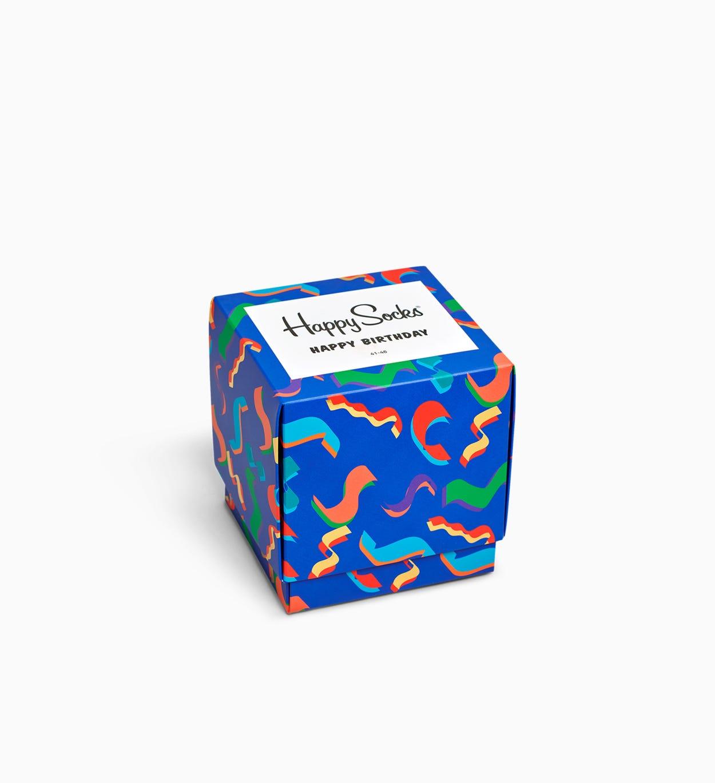 Geburtstagsgeschenkbox   Happy Socks